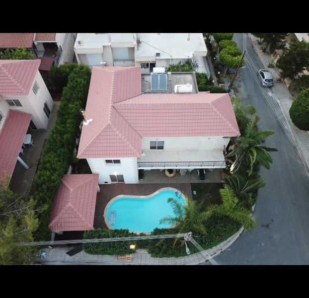 Limassol Property Four Bedroom House In Potamos Yermasoyias in Potamos tis Germasogeias, Germasogeia, Cyprus, AE13058 image 2