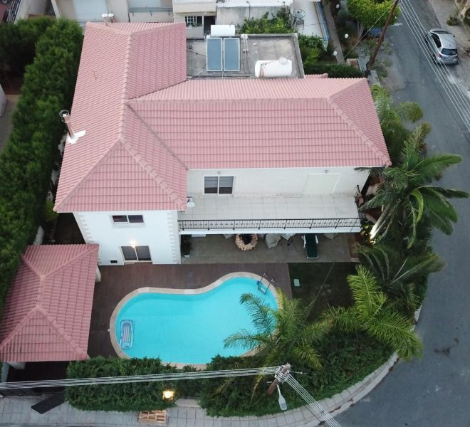 Limassol Property Four Bedroom House In Potamos Yermasoyias in Potamos tis Germasogeias, Germasogeia, Cyprus, AE13058 image 1