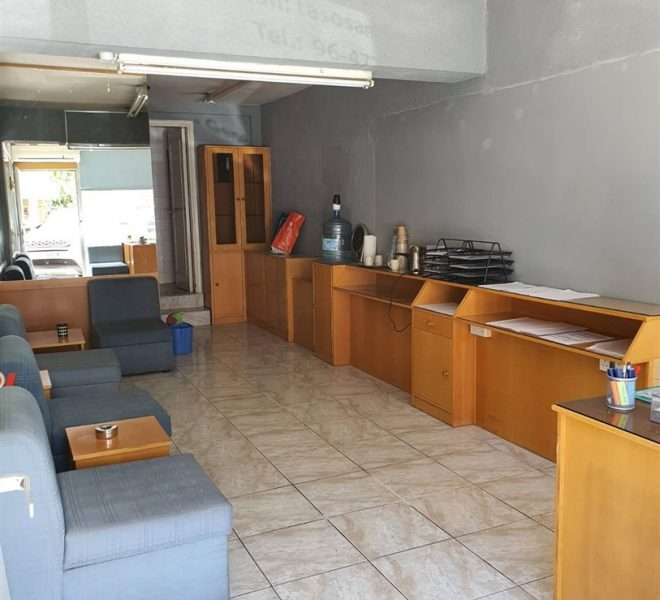Limassol Property Shop Or Office Space In Town Center in Limassol, Cyprus, MK13059 image 1