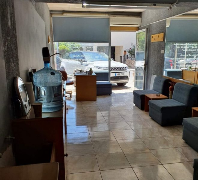 Limassol Property Shop Or Office Space In Town Center in Limassol, Cyprus, MK13059 image 3