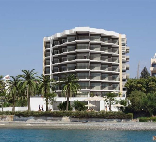 Limassol Property Two Bedroom Penthouse On Beachfront in Agios Tychon, Cyprus, AE13080 image 1
