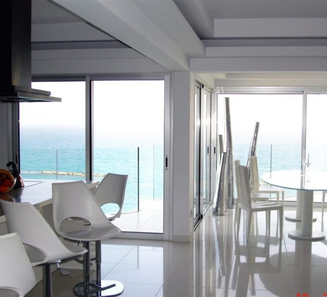 Limassol Property Two Bedroom Penthouse On Beachfront in Agios Tychon, Cyprus, AE13080 image 3