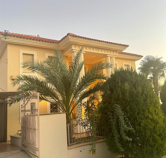 Limassol Property Four Bedroom House In Agios Tychonas Tourist Area in Agios Tychon, Cyprus, AM13257 image 1
