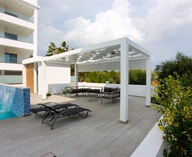 Limassol Property Modern Three Bedroom Apartment in Germasogeia, Cyprus, AM13155 image 2