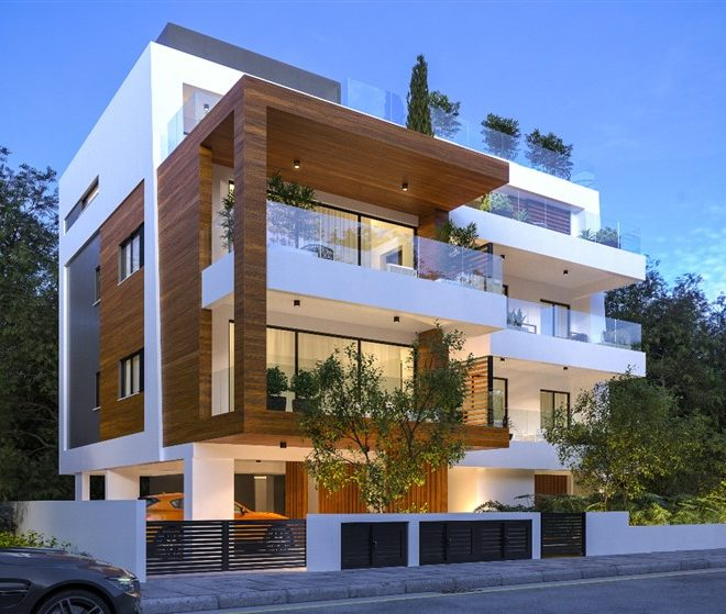 Limassol Property Penthouse With Roof Garden In Columbia Area in Limassol, Cyprus, AM13211 image 1