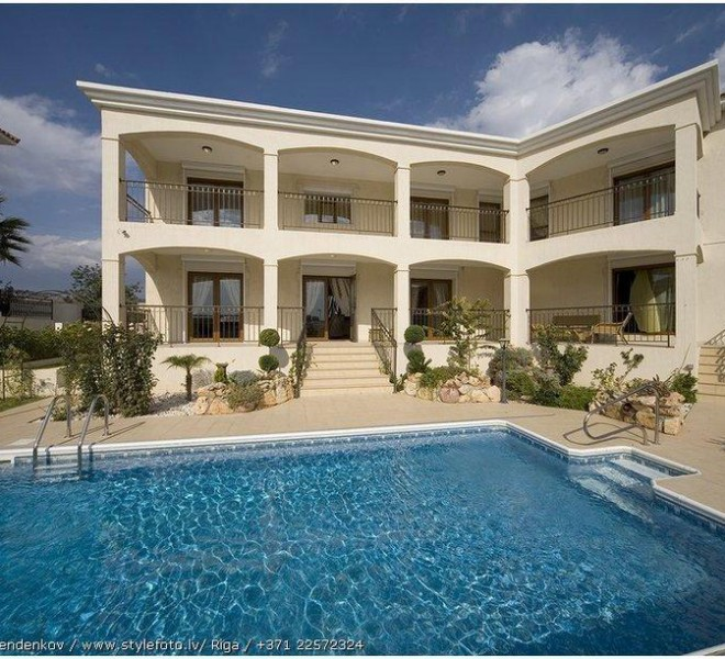 3 Bedroom House in the Tourist Area of Limassol for sale in Potamos tis Germasogeias, Germasogeia SR6727 image 1