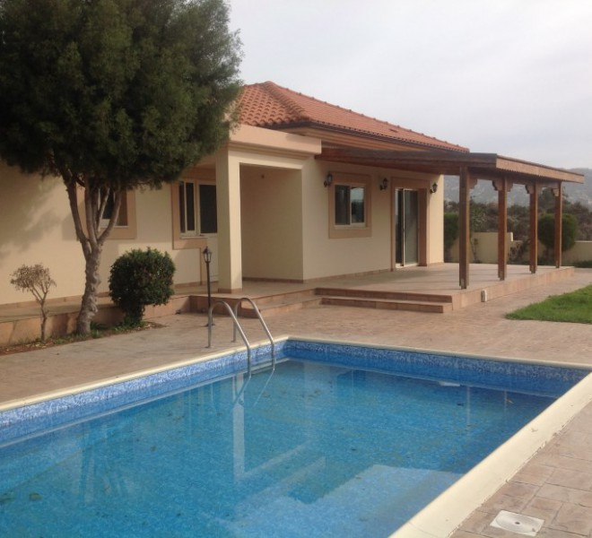 3 Bedroom House with Sea Views in Moni Village for sale in Moni MK7296 image 1