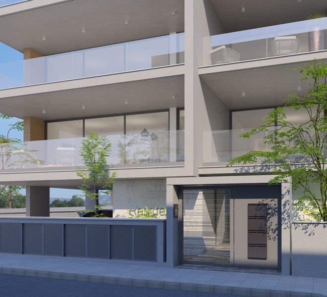 Contemporary 2-Bedroom Apartments for sale in Limassol CM12451 image 1