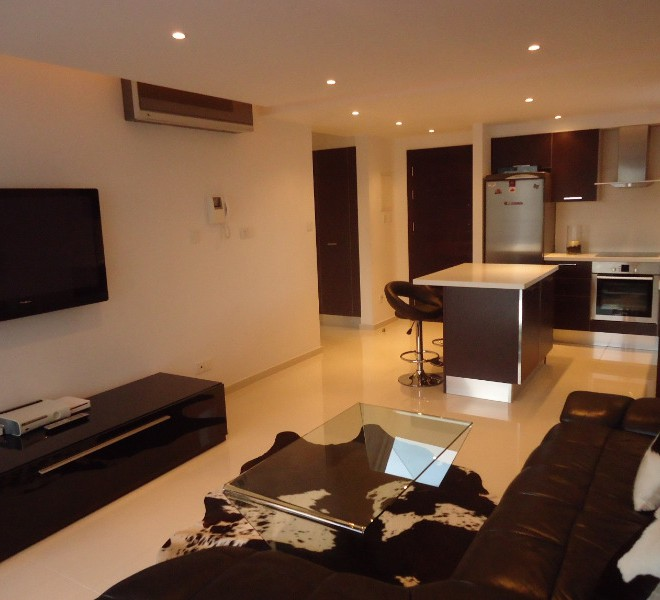 Luxury One Bedroom Apartment in Germasogeia for sale in Germasogeia SR6794 image 1
