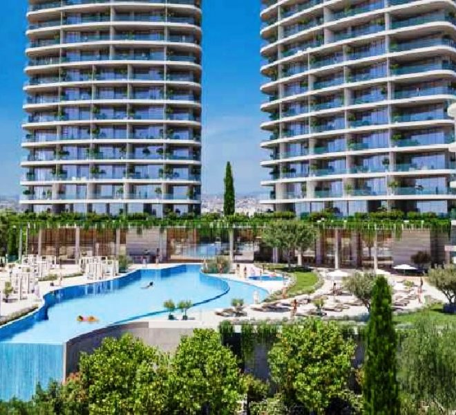 Outstanding 3-Bedroom Apartment in Limassol, Cyprus, AE12220 image 2