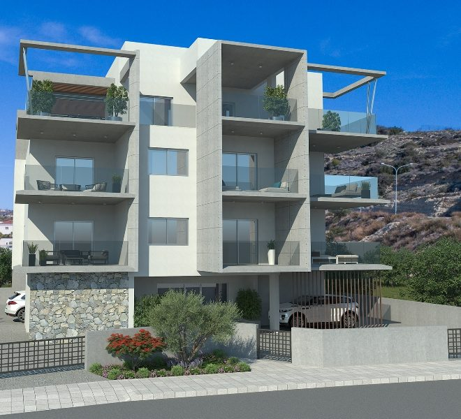 Modern 2-Bedroom Apartments for sale in Limassol AK12165 image 2