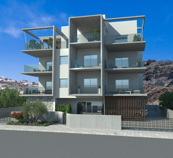 Modern 2-Bedroom Apartments for sale in Limassol AK12165 image 1