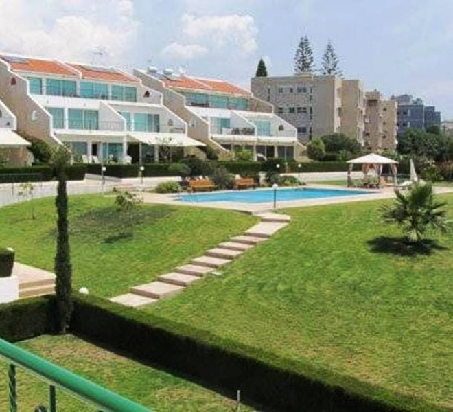 Spacious 2-Bedrooms Apartment in the Complex for sale in Limassol MK10739 image 1