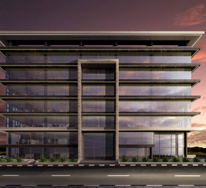 Limassol Property Modern Business Center In Germasogeia Area in Germasogeia, Cyprus, AE13116 image 2