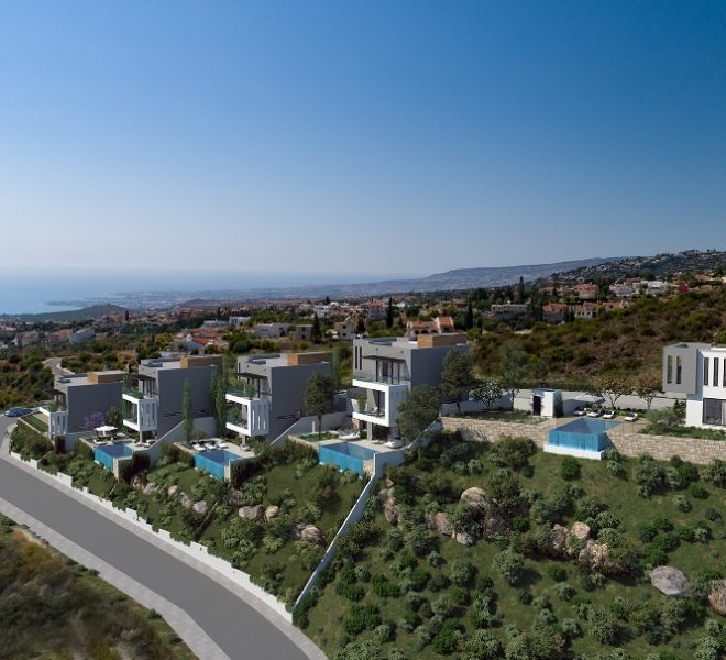 Exclusive 3-Bedroom Villas in Paphos, Cyprus, AE12337 image 2