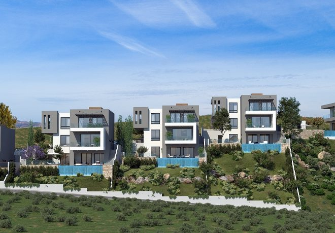 Exclusive 3-Bedroom Villas in Paphos, Cyprus, AE12337 image 1