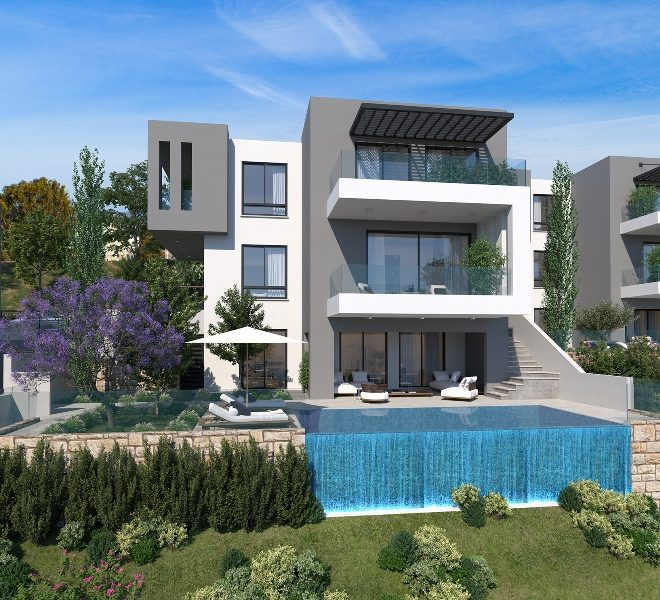 Exclusive 3-Bedroom Villas in Paphos, Cyprus, AE12337 image 3