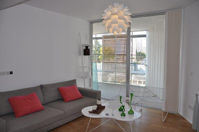 New Luxury One Bedroom Apartment with Sea View for sale in Neapolis, Limassol CM7173 image 1