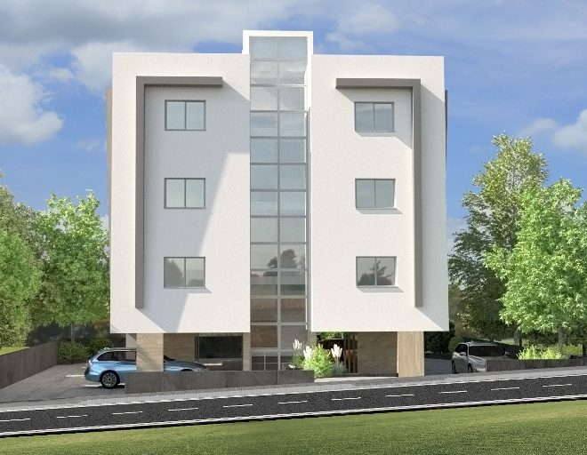 Contemporary Residential Building in Limassol, Cyprus, CM12584 image 2