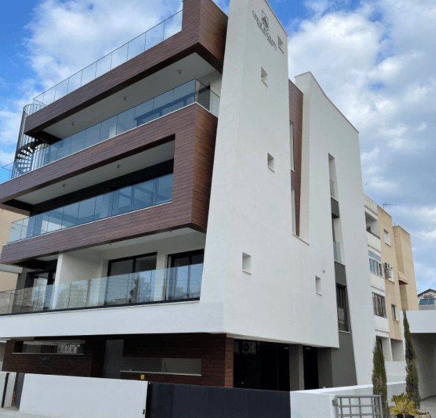 Limassol Property Modern Three Bedroom Penthouse for sale in Arch. Makarios III Avenue, Limassol AM12887 image 3