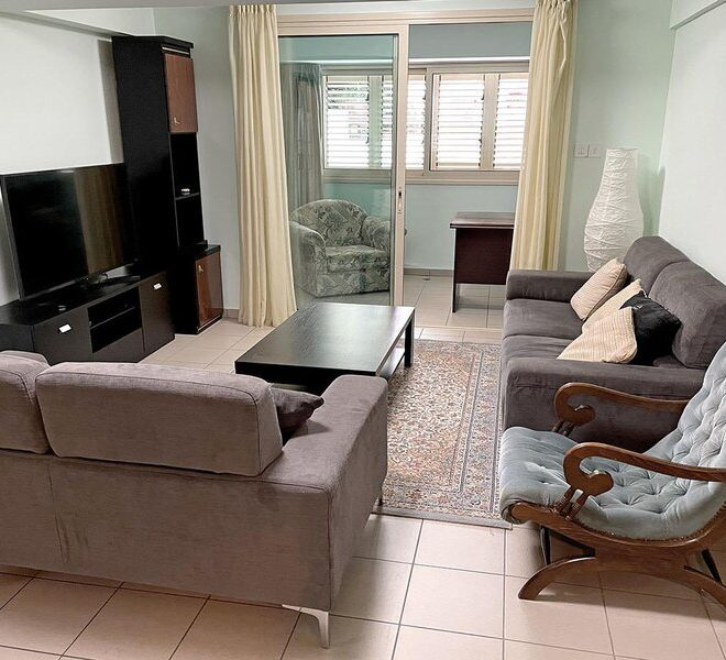 Limassol Property Three Bedroom Apartment In Town Center for sale in Limassol AM12997 image 1