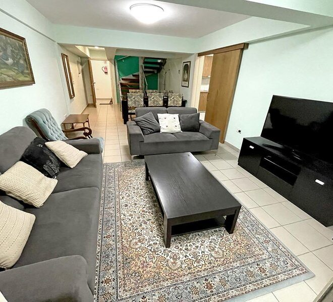 Limassol Property Three Bedroom Apartment In Town Center for sale in Limassol AM12997 image 2