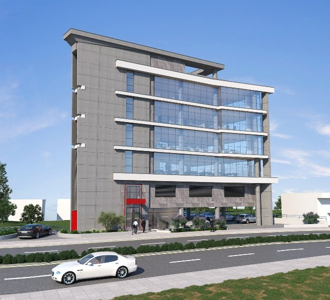 Modern Commercial Building in Limassol, Cyprus, MK12223 image 2