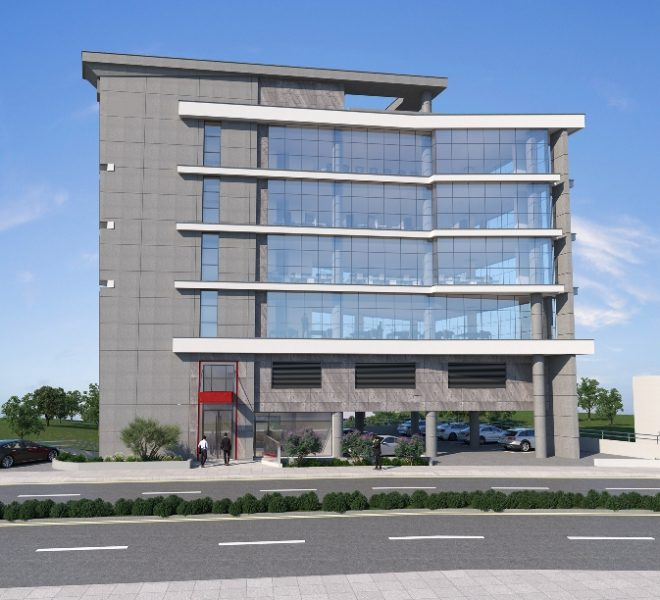 Modern Commercial Building in Limassol, Cyprus, MK12223 image 1
