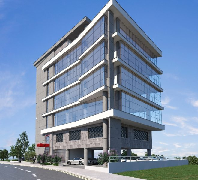 Modern Commercial Building in Limassol, Cyprus, MK12223 image 3