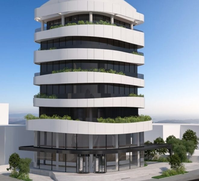 Modern Business Center in Limassol, Cyprus, CM11066 image 1