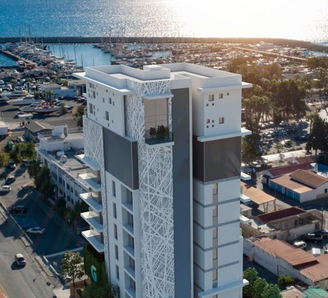 Sea Front 2-Bedroom Apartments in Larnaca, Cyprus, MK11978 image 1