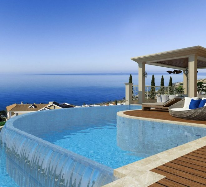 Limassol Property Exceptional Super Luxurious Villa In Agios Tychonas in Agios Tychon, Cyprus,  image 2