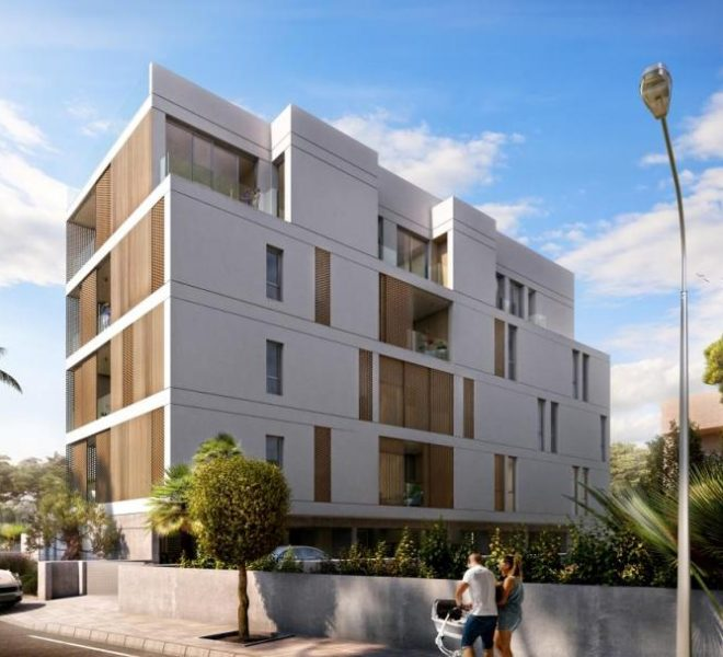 Modern 2-Bedroom Apartments in Nicosia, Cyprus, AE12376 image 2
