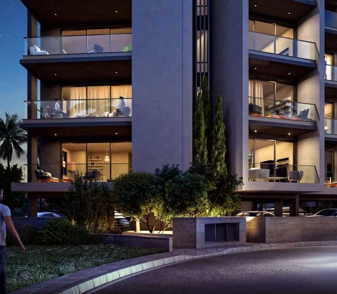 Limassol Property One Bedroom Contemporary Apartment In Town Center in Limassol, Cyprus, AE13179 image 2