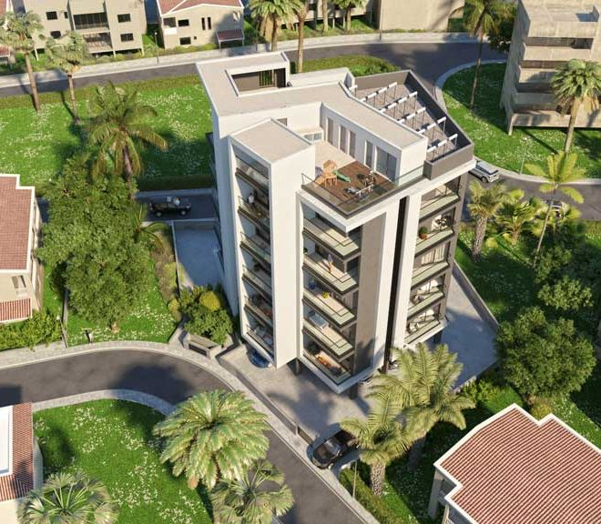 Limassol Property Three Bedroom Contemporary Apartment In Town Center in Limassol, Cyprus, AM13181 image 3