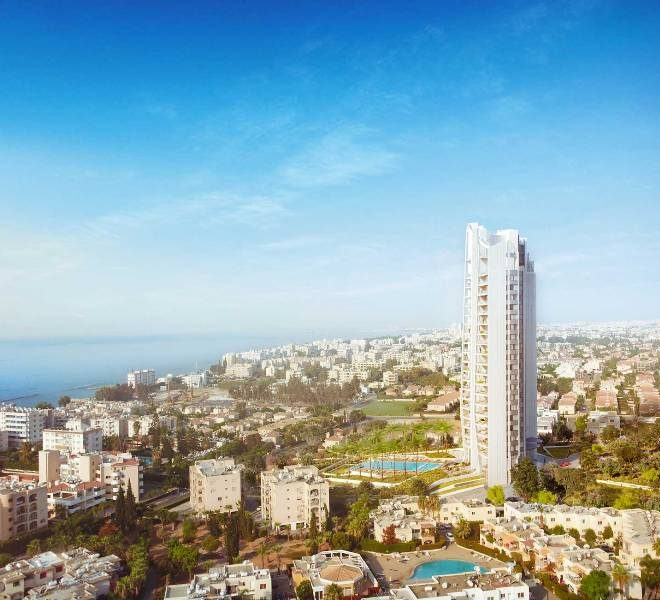 Luxurious 1-Bedroom Apartments in Limassol, Cyprus, AE12307 image 2