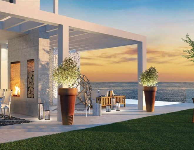 Seafront Luxurious Villas for sale in Limassol image 2
