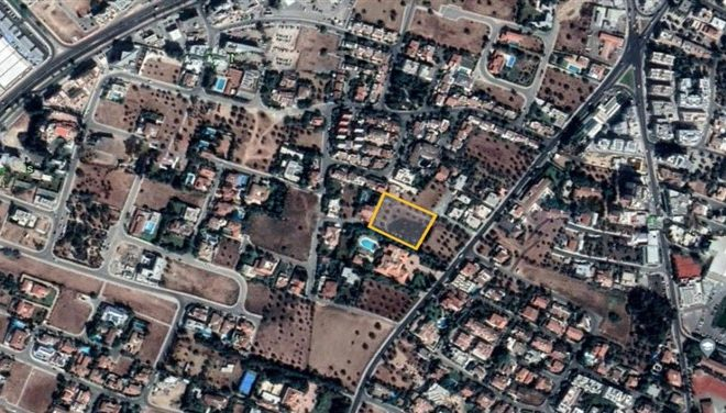 Nicosia Property Large Residential Plot In Strovolos in Strovolos, Cyprus, CA13201 image 1