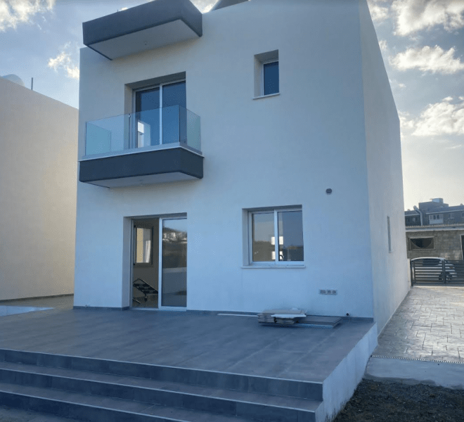 Limassol Property Modern Three Bedroom Detached House in Pareklisia, Cyprus, AE12840 image 3