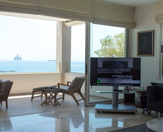 Exclusive Three Bedroom Apartment in Limassol, Cyprus, AE12666 image 2