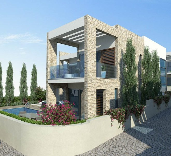 Exclusive 4-Bedroom Villa in St George Area in Paphos, Cyprus, CM10292 image 2