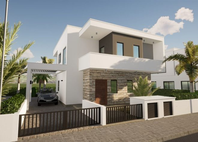 Limassol Property Four Bedroom House In Agios Athanasios in Agios Athanasios, Cyprus, AM13094 image 1