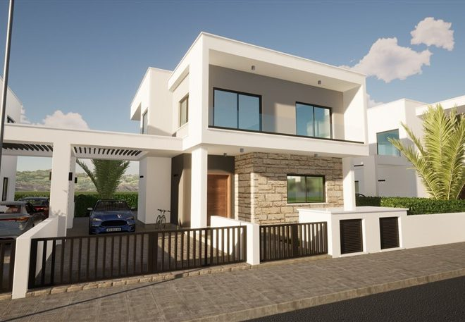 Limassol Property Four Bedroom House In Agios Athanasios in Agios Athanasios, Cyprus, AM13093 image 1