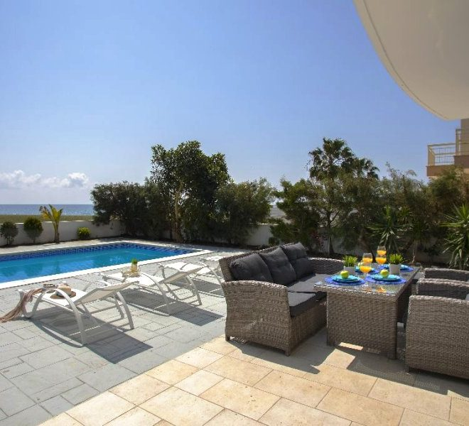 Luxury 4-Bedroom Villa in Mazotos, Cyprus, MK10548 image 3