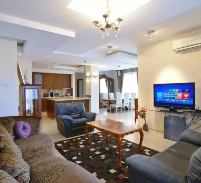Luxury 4-Bedroom Penthouse in Paphos, Cyprus, PX10609 image 2