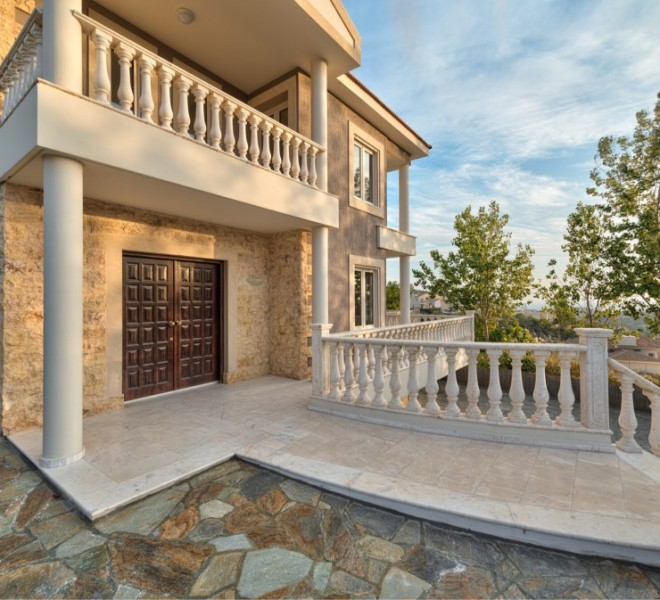 5 Bedroom Villa with Beautiful Sea Views for sale in Agios Tychonas PX9351 image 2