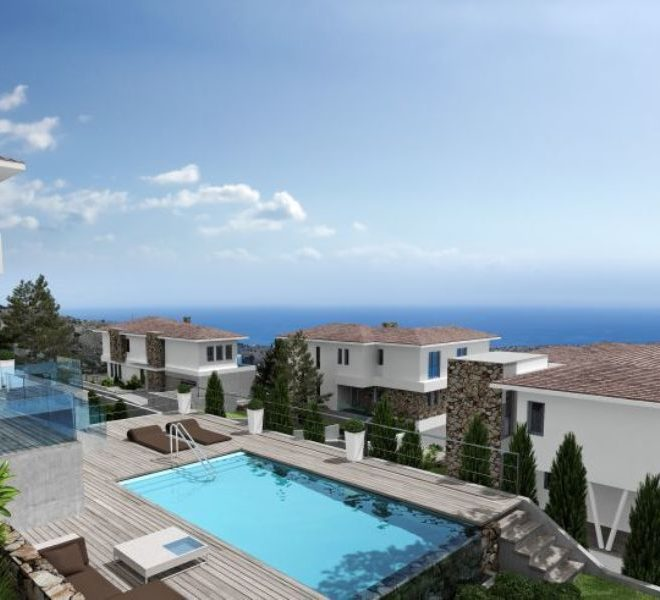 Luxury 5-Bedroom Villas in Limassol, Cyprus, AE12459 image 1