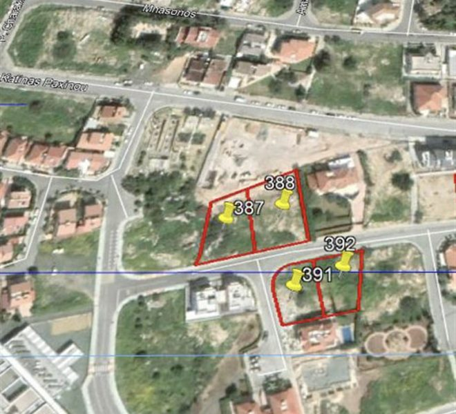 Limassol Property Residential Plots In Panthea Area in Limassol, Cyprus, AM13029 image 1