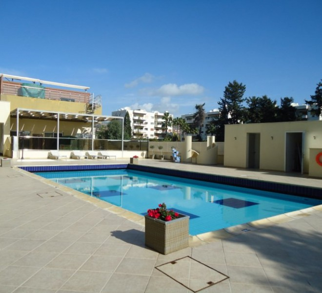 One Bedroom Apartment Opposite the Beach for sale in Potamos Germasogeia, Limassol LP7238 image 1