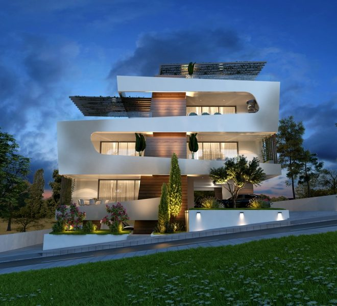 Contemporary 2-Bedroom Apartments for sale in Limassol AE12427 image 3